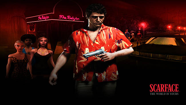 Scarface: The World Is Yours iOS/APK Full Version Free Download