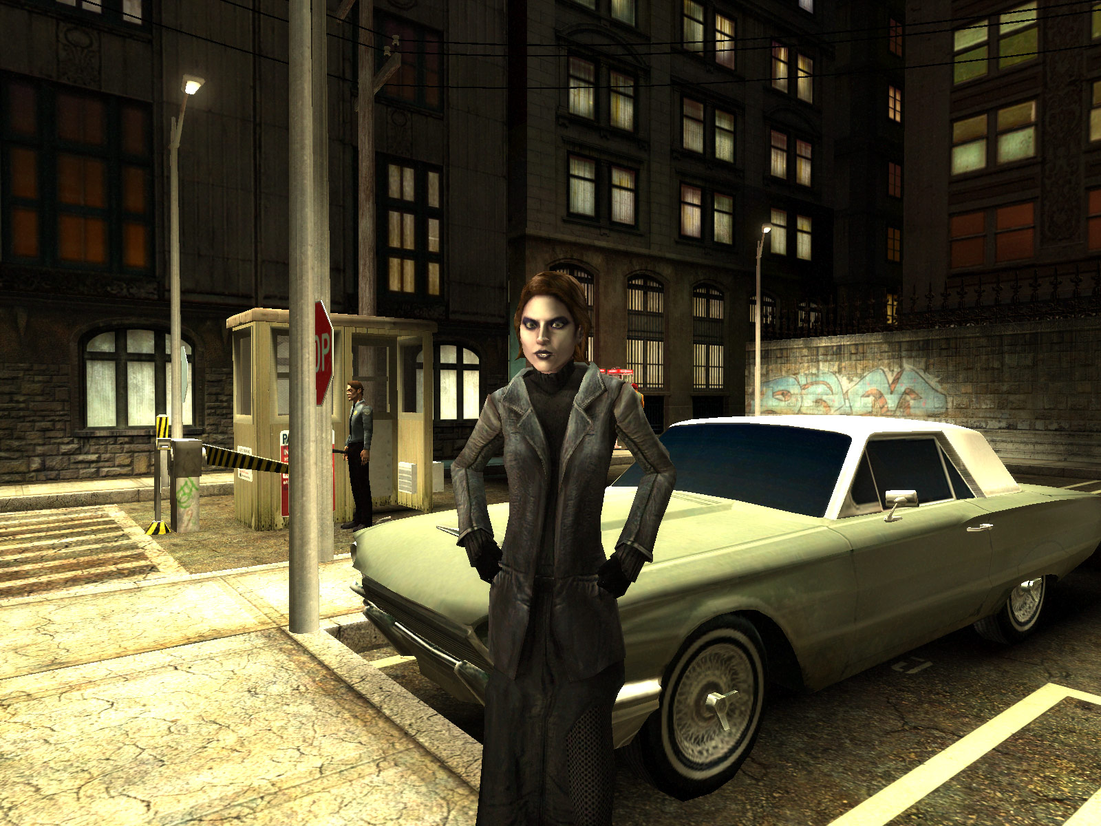 Vampire: The Masquerade – Bloodlines PC Full Version Free Download