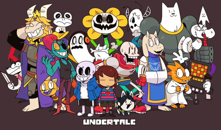 Undertale PC Version Full Free Download
