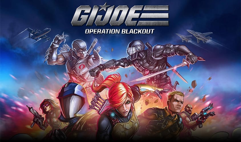 G.I. Joe: Operation Blackout iOS/APK Full Version Free Download
