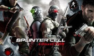 Tom Clancy's Splinter Cell Conviction PC Latest Version Free Download