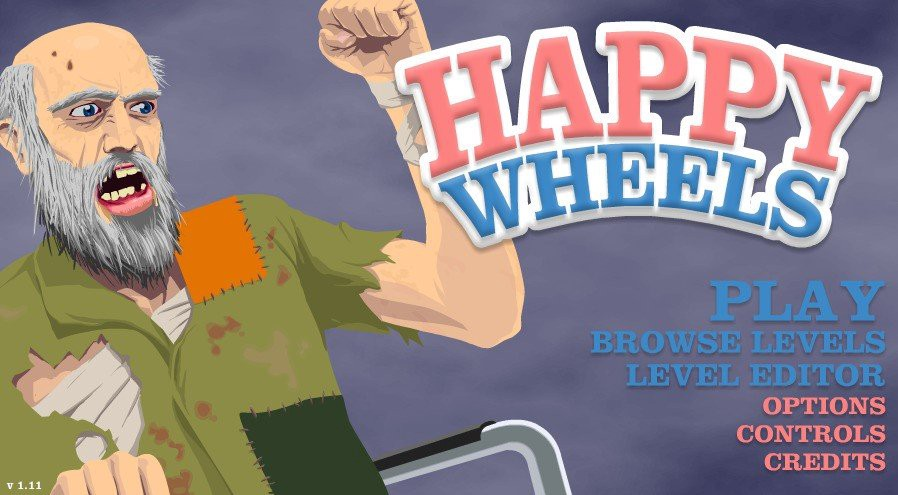 Happy Wheels Android/iOS Mobile Version Full Free Download