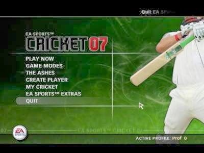 EA Sports Cricket 2007 iOS/APK Version Full Free Download