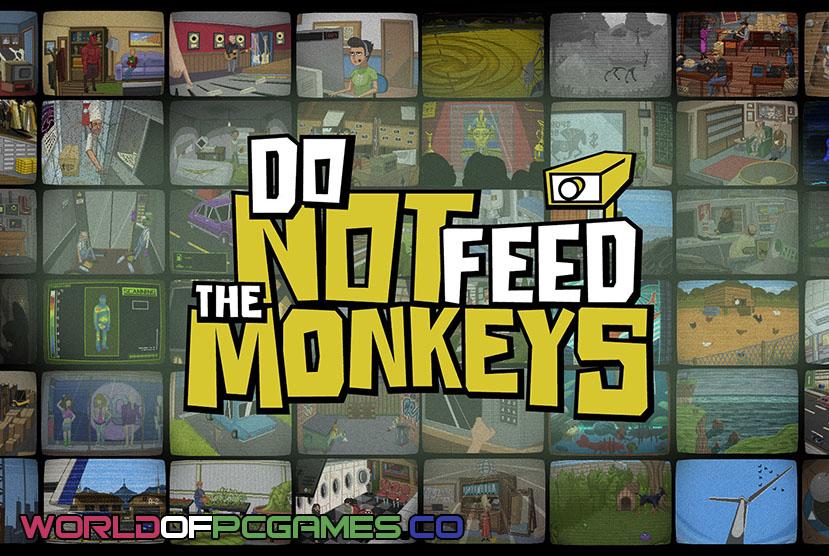 Do Not Feed The Monkeys PC Latest Version Free Download