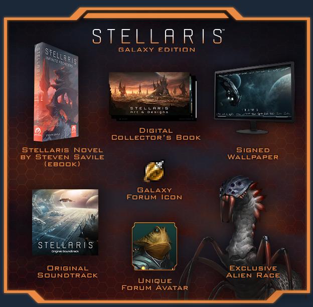 Stellaris: Galaxy Edition PC Version Full Free Download