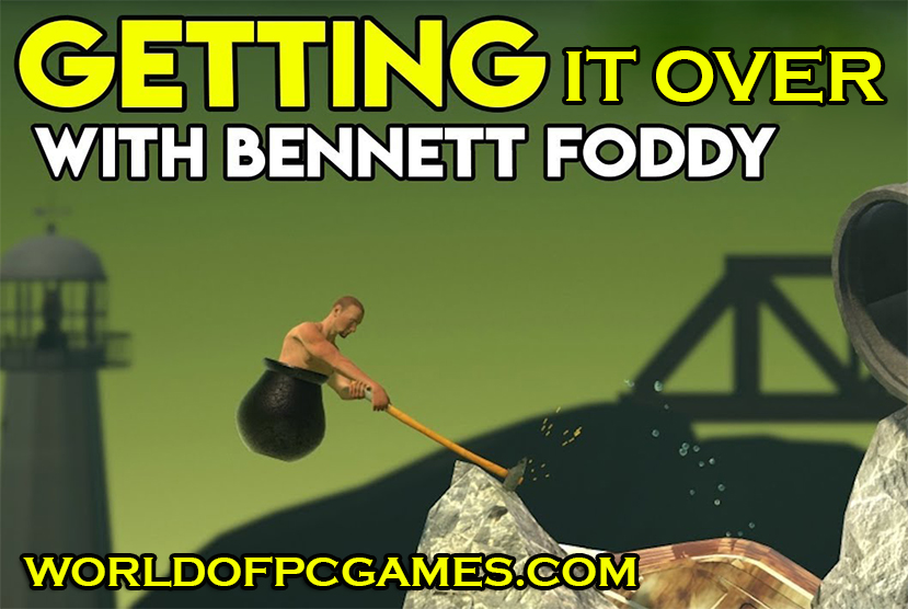 Getting It Over With Bennett Foddy iOS/APK Full Version Free Download