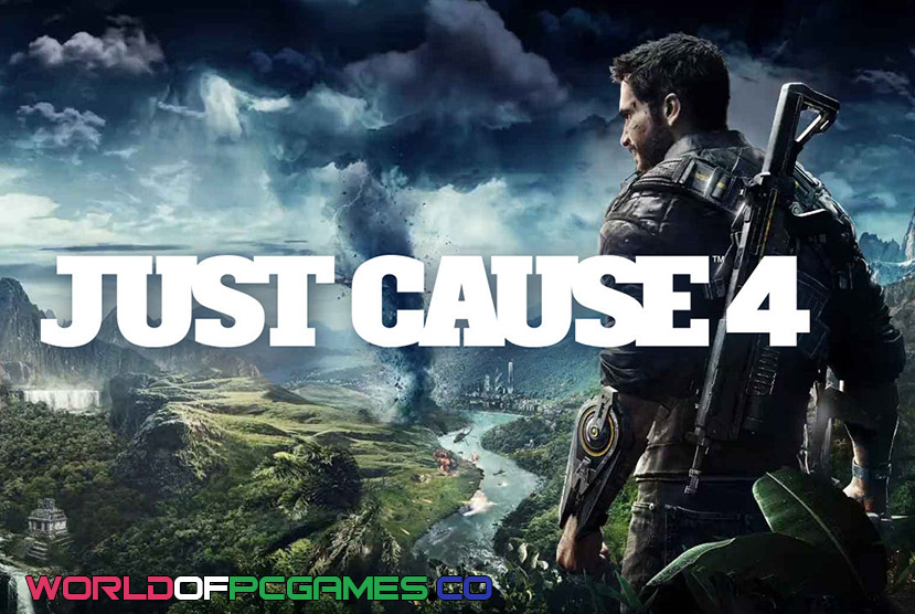 Just Cause 4 PC Version Full Free Download