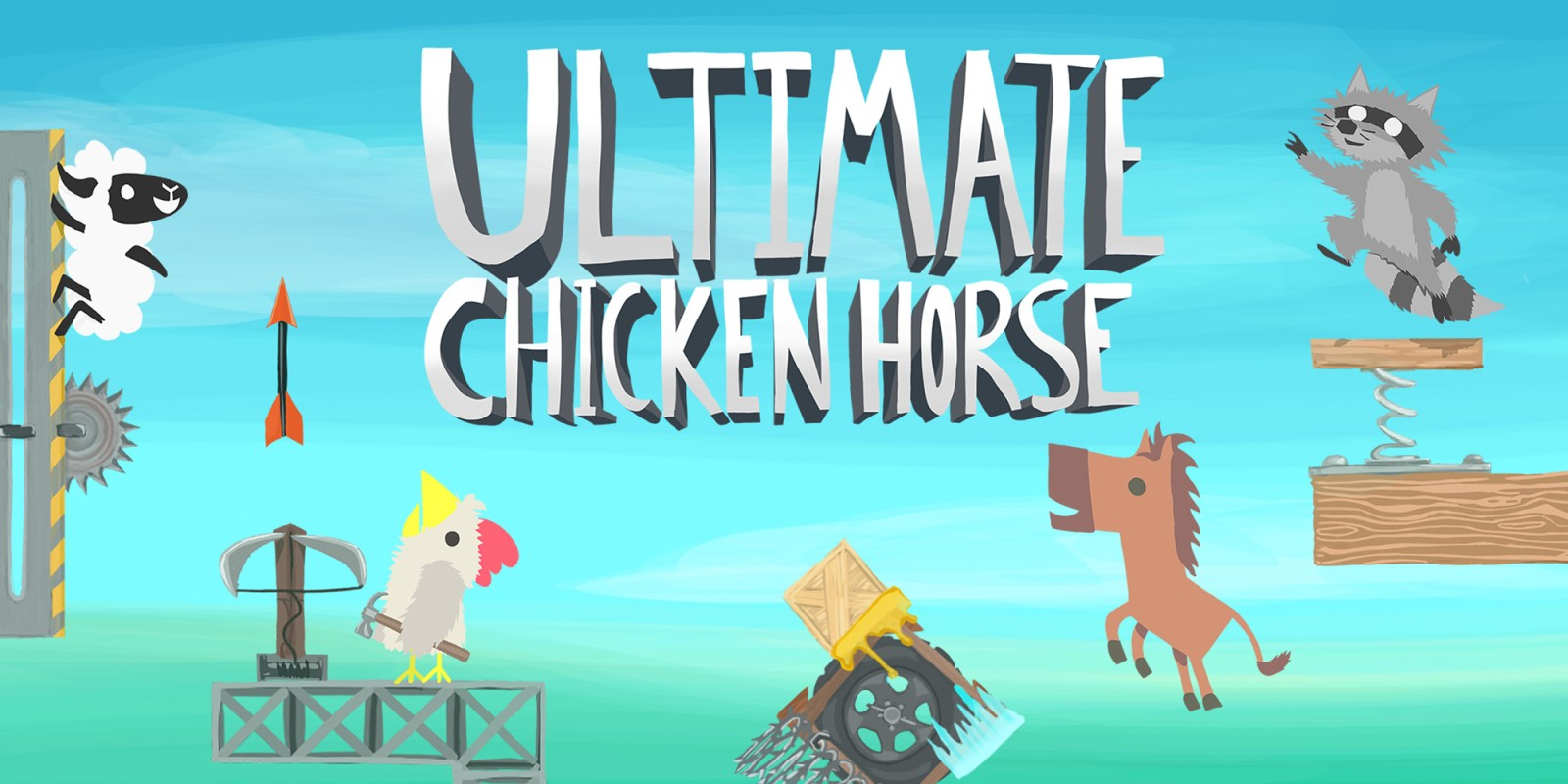 Ultimate Chicken Horse PC Latest Version Free Download