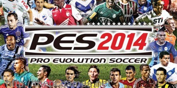 Pro Evolution Soccer 2014 PC Version Free Download