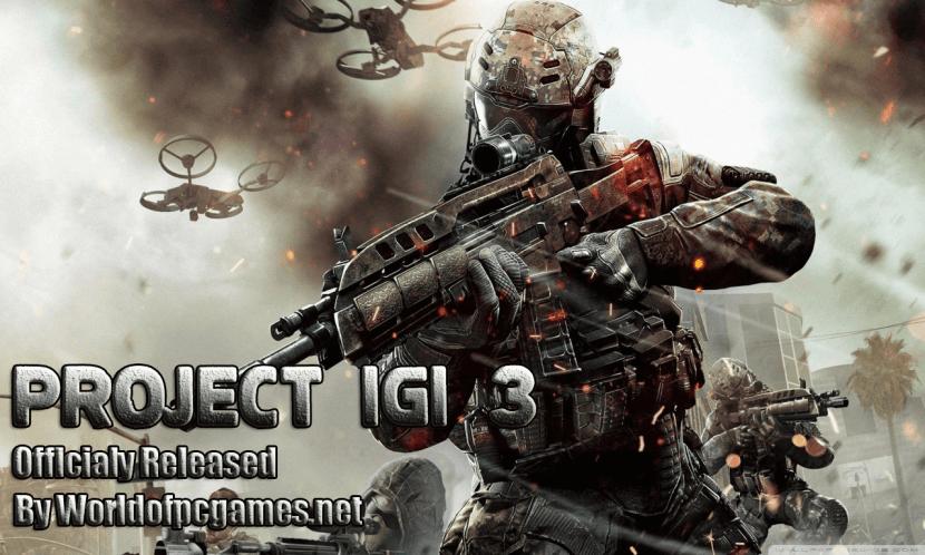 Project IGI 3 PC Latest Version Free Download