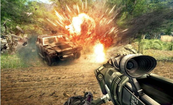 Crysis 1 PC Latest Version Full Game Free Download
