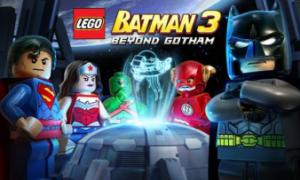 Lego Batman 3: Beyond Gotham APK Version Free Download