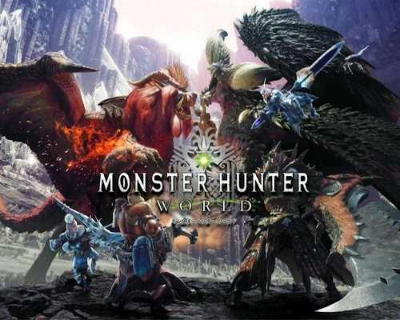 MONSTER HUNTER WORLD PC Version Game Free Download