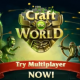 Craft The World iOS Latest Version Free Download