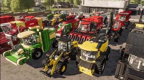 Farming Simulator 19 Platinum Edition PC Game Free Download