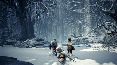 Monster Hunter World: Iceborne PC Game Free Download