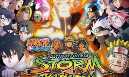 Naruto Shippuden Ultimate Ninja Storm Revolution PC Game Download