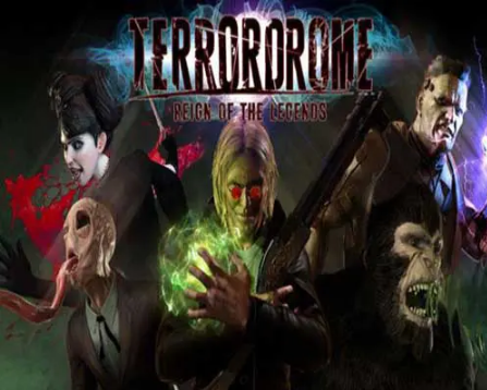 Terrordrome Reign of the Legends PC Game Free Download