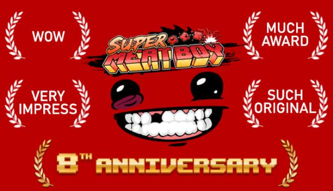 Super Meat Boy iOS/APK Version Full Game Free Download