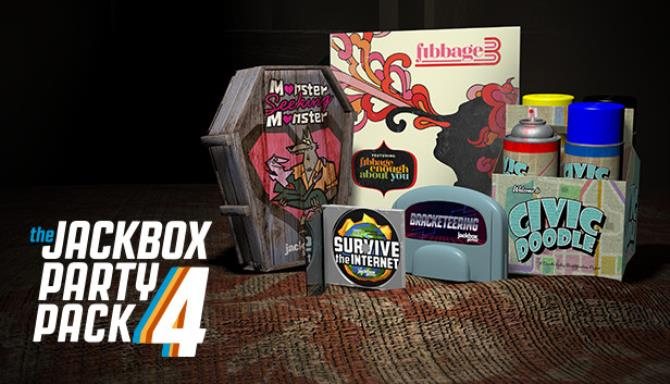 The Jackbox Party Pack 4 iOS/APK Version Full Game Free Download