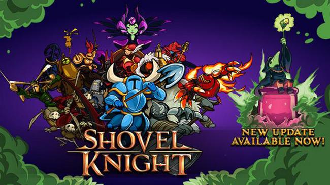 Shovel Knight Treasure Trove PC Latest Version Free Download