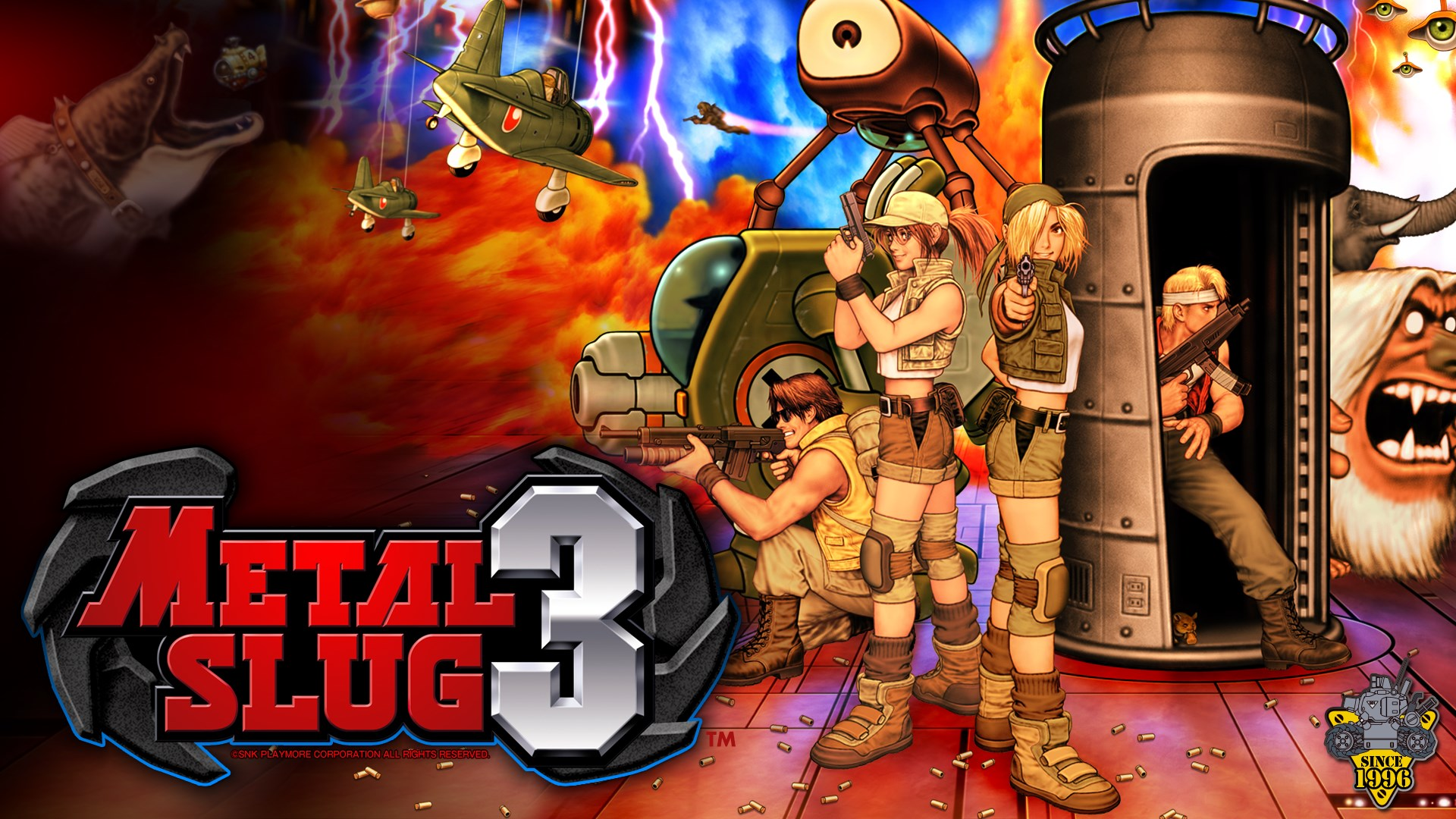METAL SLUG 3 PC Version Full Free Download