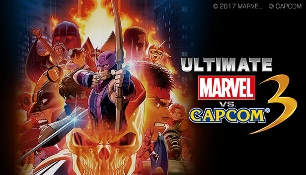 Ultimate Marvel vs Capcom 3 Android/iOS Mobile Version Full Free Download