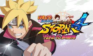 Naruto Shippuden: Ultimate Ninja Storm 4 PC Version Full Free Download