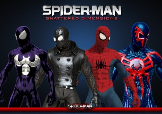 Spider-Man Shattered Dimensions PC Latest Version Free Download