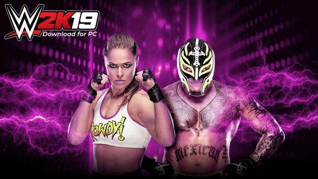 WWE 2K19 PC Version Download