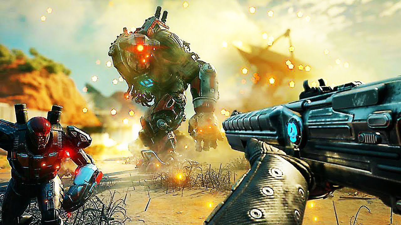 RAGE 2 PC Latest Version Free Download