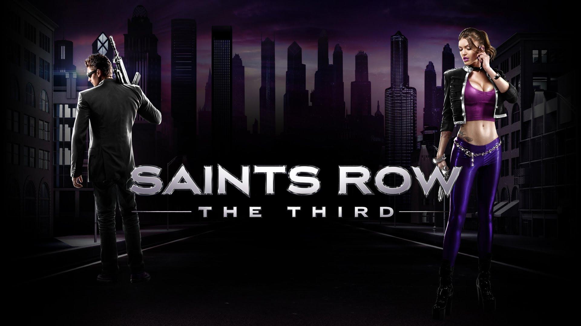 Saints Row: The Third PC Version Free Download