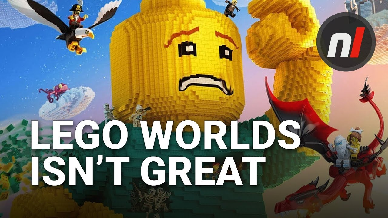 LEGO Worlds iOS/APK Version Full Game Free Download