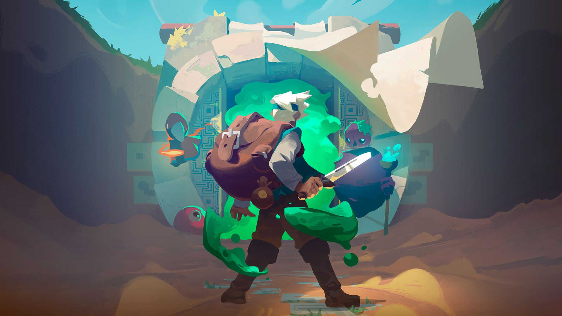Moonlighter iOS Latest Version Free Download