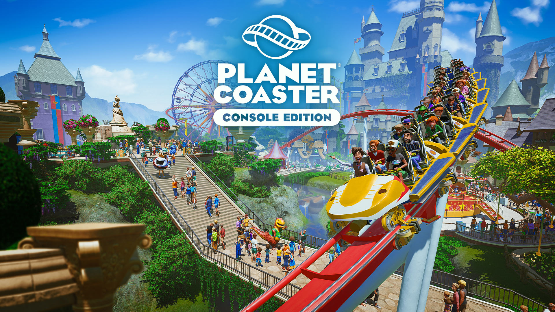 Planet Coaster iOS/APK Full Version Free Download