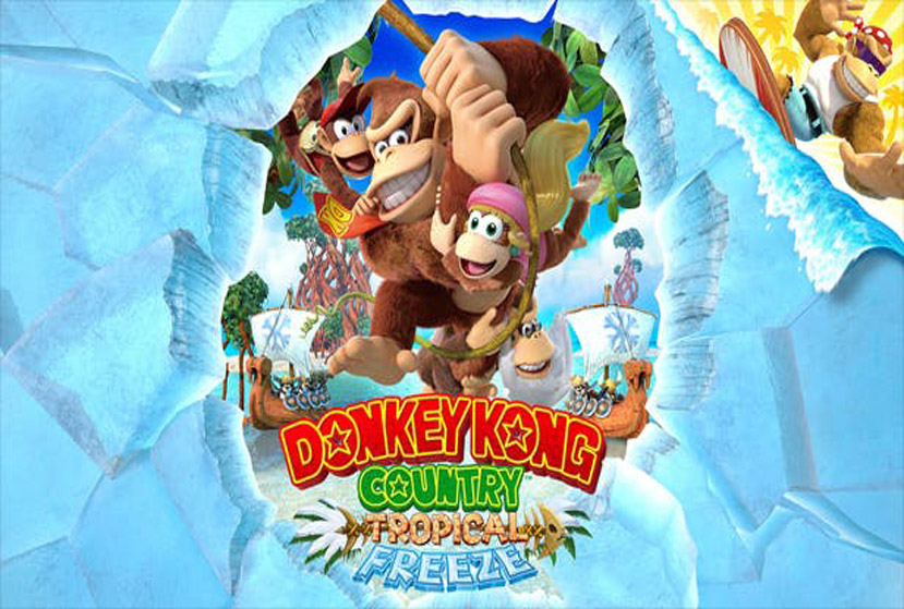 Donkey Kong Country Tropical Freeze Yuzu Emulator iOS/APK Version Full Free Download