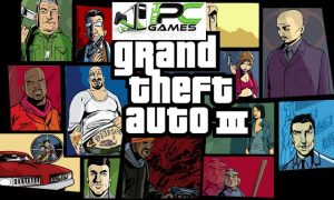 Grand Theft Auto 3 iOS Latest Version Free Download