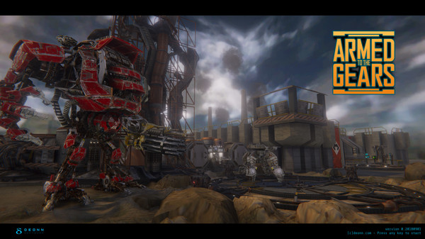 Armed to the Gears iOS Latest Version Free Download