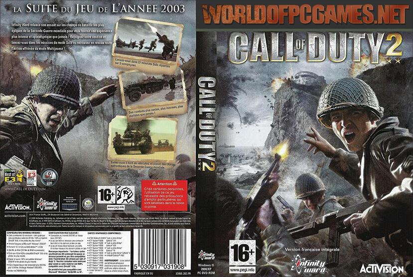 Call of Duty 2 Repack iOS/APK Full Version Free Download