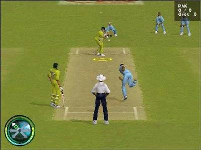 EA Sports Cricket 2000 PC Version Full Free Download