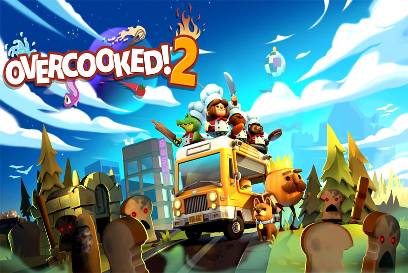 Overcooked! 2 PC Version Download