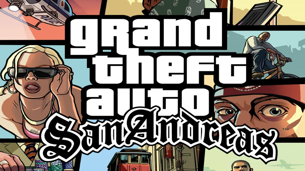 GRAND THEFT AUTO (GTA) SAN ANDREAS iOS/APK Version Full Free Download