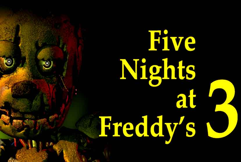 Five Nights at Freddy's 3 iOS/APK Version Full Free Download