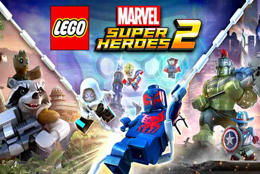 Lego Marvel Super Heroes 2 iOS/APK Version Full Game Free Download