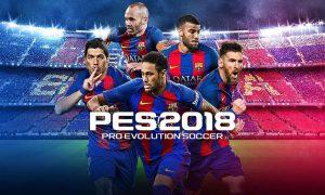Pro Evolution Soccer / PES 2018 iOS/APK Version Full Free Download