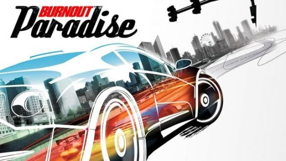 BURNOUT PARADISE THE ULTIMATE BOX PC Full Version Free Download
