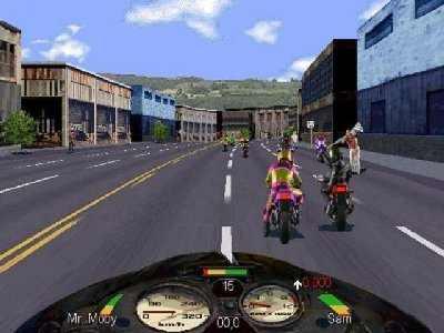 Road Rash 2002 PC Version Download