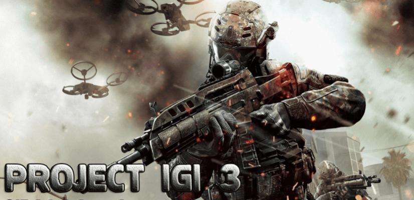 Project IGI 3 PC Version Free Download
