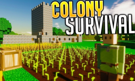 Colony Survival APK Latest Version Free Download