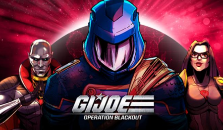 G.I. Joe: Operation Blackout iOS Version Free Download